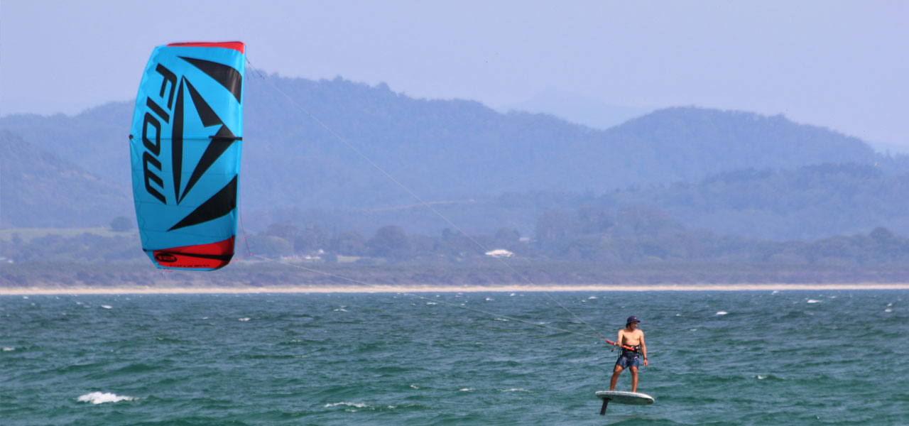 Flow Kiteboarding